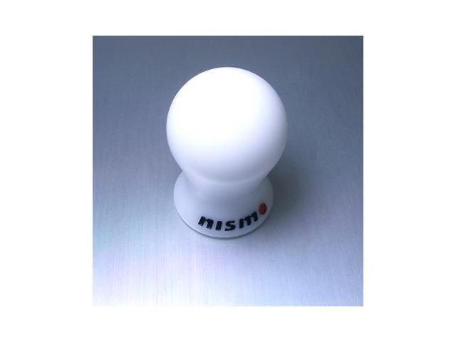 Nissan NISMO White Ball Manual Shift Knob