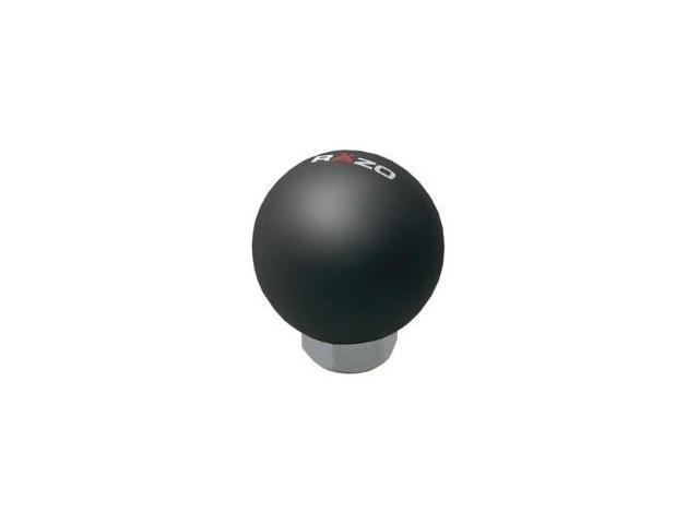 RAZO RA102 JDM Rally Round Black Ball Shift Knob