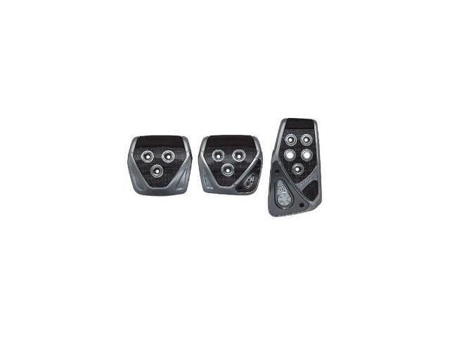 RAZO RP104 Carbon Fiber Manual Pedal Covers