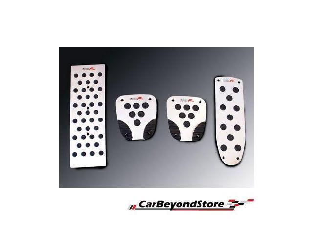 OBX GT-5G Sports Manual Pedal Covers