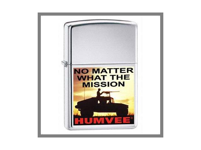 Hummer Humvee Mission Zippo Lighter