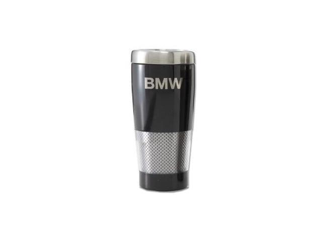 BMW Carbon Fiber Look Travel Coffee Mug