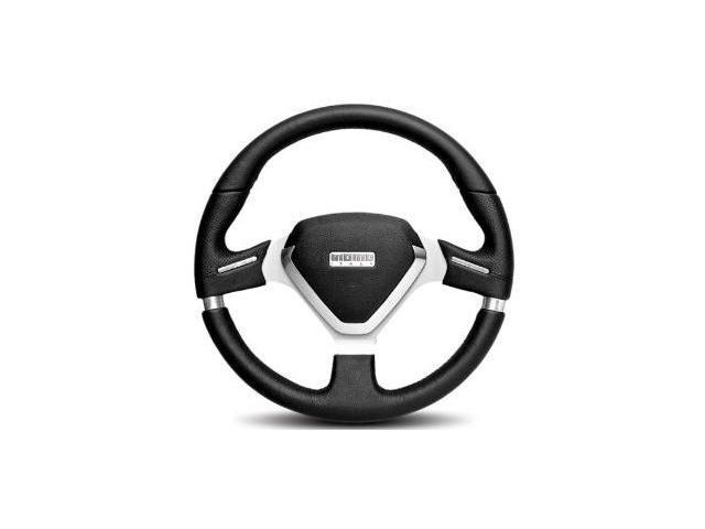 MOMO Millenium EVO Leather Steering Wheel