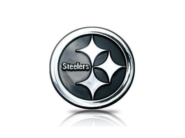 NFL Pittsburgh Steelers Chrome Car Emblem