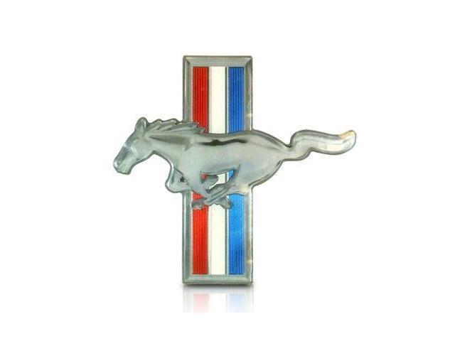 Ford Mustang Tough Skinz Emblem