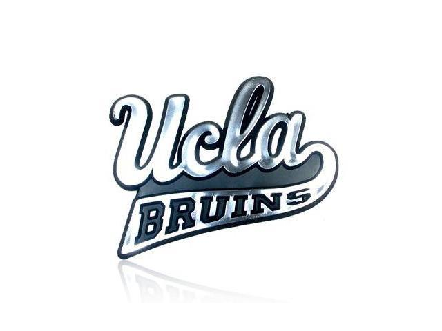 University of Califonia UCLA Bruins Chrome ABS 3D Auto Emblem
