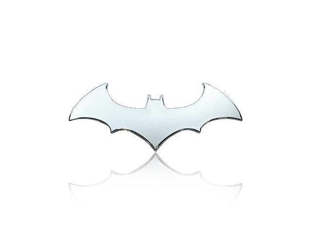 Batman 3D ABS Chrome Car Emblem