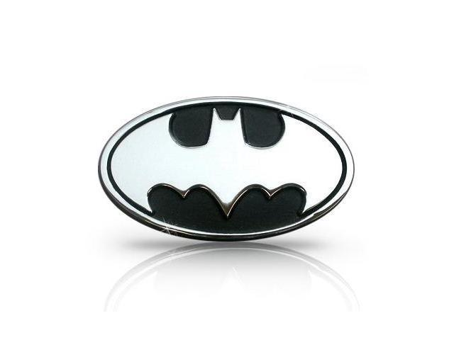 Batman Chrome Metal Car Emblem