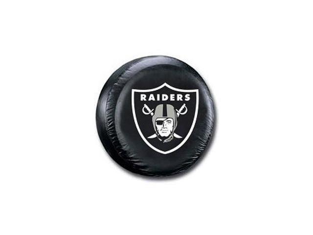 NFL Oakland Raiders Spare Tire Cover for Jeep, SUVs
