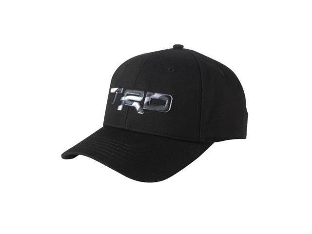 Toyota TRD Black Racing Baseball Cap