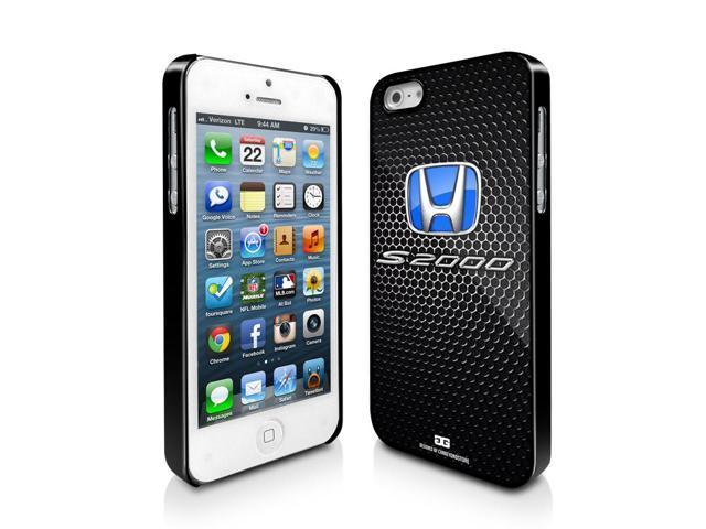 Honda S2000 Blue Logo iPhone 5 Black Cell Phone Case