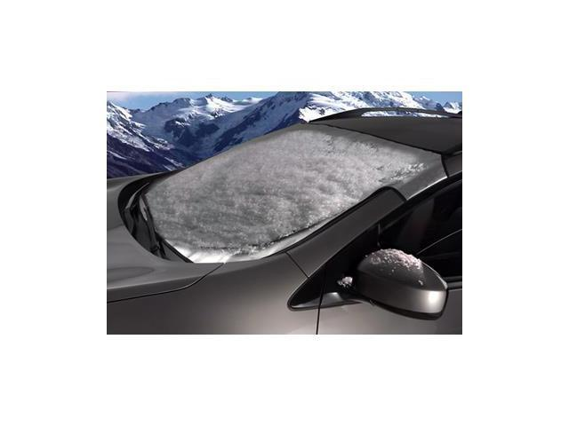 Mitsubishi 2007 to 2011 Eclipse Spyder Custom Fit Auto Windshield Winter Snow Shade