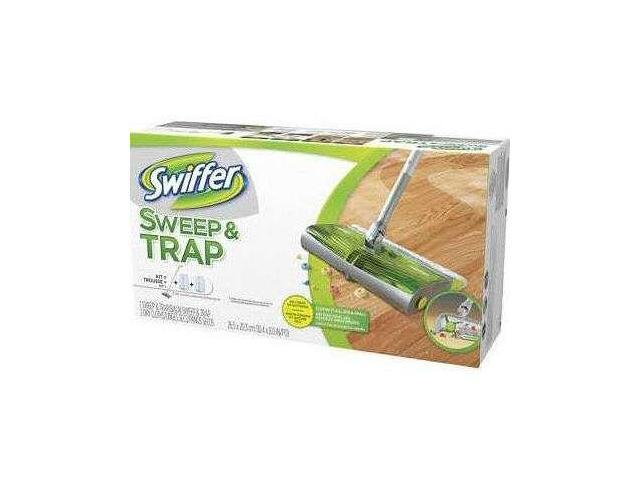 Sweep & Trap System 10