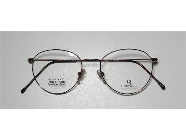 new season & authentic - brand/designer: RODENSTOCK style/model: R2321 color code: D size: 48-18-140 color: HAVANA type: ...