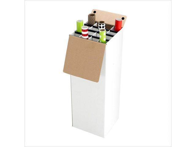 KD Roll File 16 Compartments 12-3/4
