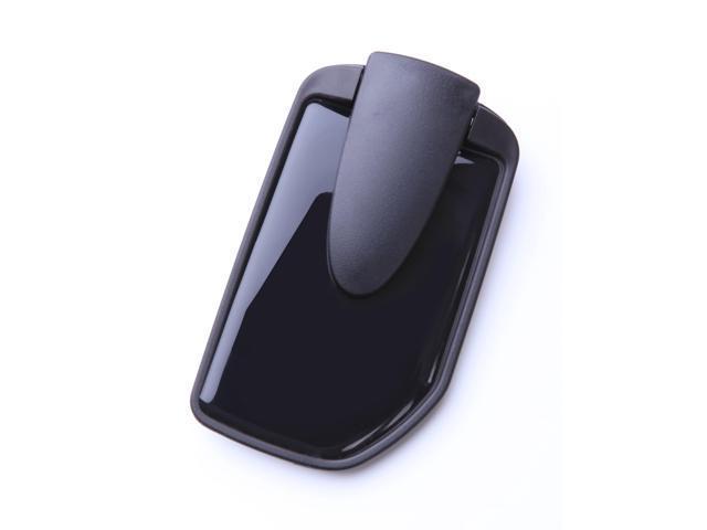 SafePocket Wallet with Money Clip Black