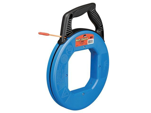 Ideal 31 542 fish tape 3 16 in x 60 ft fiberglass for Ideal fish tape