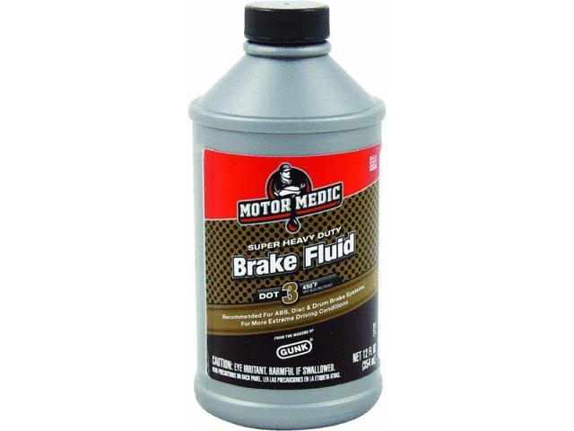 12oz Brake Fluid M4312