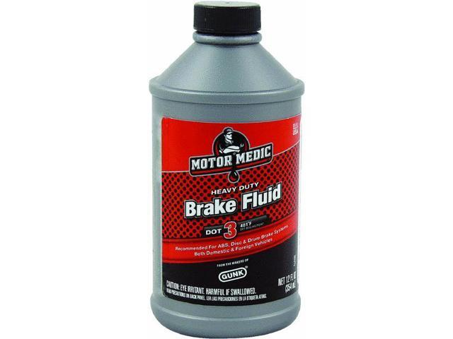 12oz Brake Fluid M4412