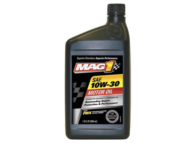 mag 1 mg0313p6 motor oil 1 qt 10w 30