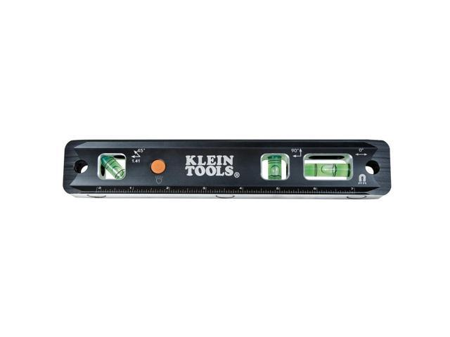 "KLEIN Tools 9330RE 9"" Lighted Electrician's Level"