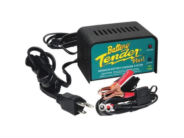 Battery Tender Plus 021-0128 12 V Battery Charger