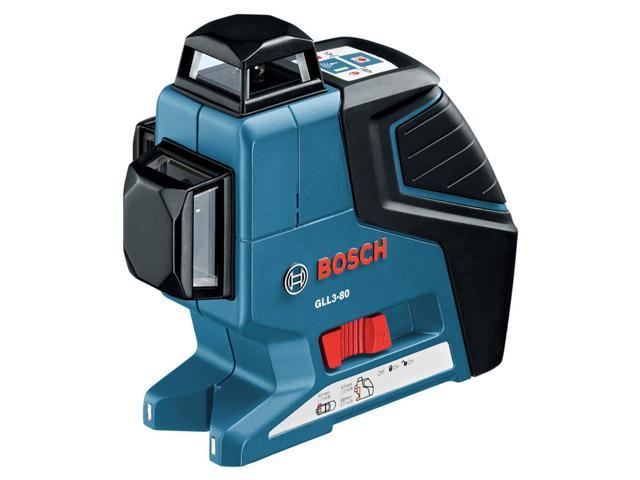 Bosch GLL3-80 3 Plane Leveling/Alignment Laser