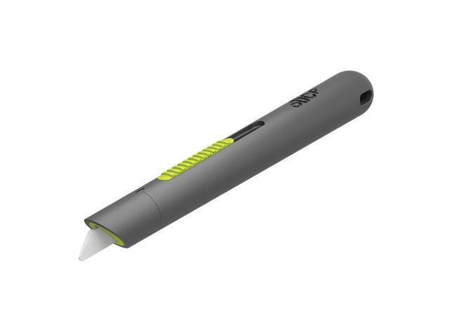 Pen Cutter, Auto-Retract, Ceramic, 5-1/2 in