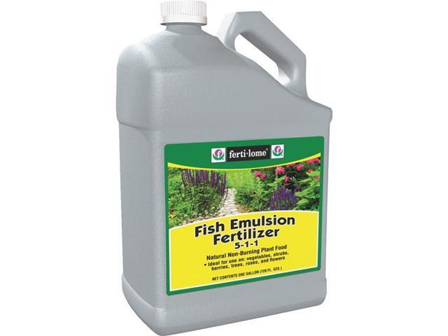 Gallon fish emulsion 10614 for What is fish emulsion