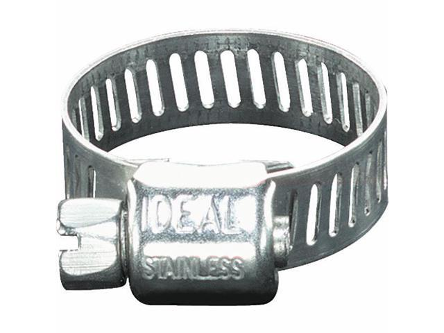 "Ideal Corp. 5/16"" - 7/8"" Clamp 6206053 Pack of 10"