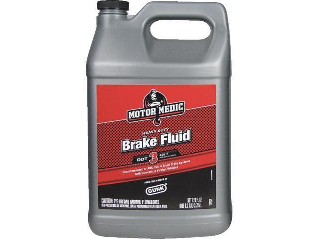 Gallon Brake Fluid M4434