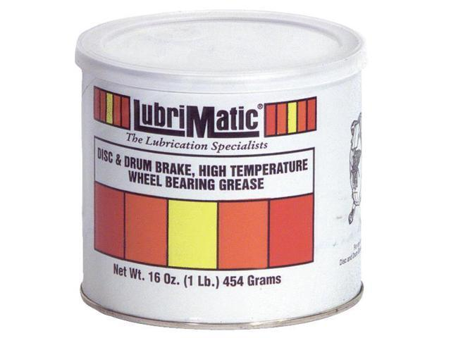 High-Temperature Wheel Bearing Grease-1LB HI-TEMP WHEEL GREASE