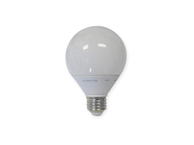 Screw-In CFL, Non-Dimmable, 15W, 2700K FLE15/2/G25XL