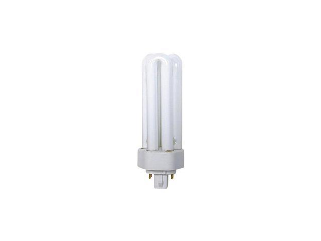 GE LIGHTING Plug-In CFL, 32W, Dimmable, 2700K, 17,000 hr F32TBX/827/A/ECO