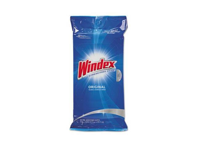 Windex Windex Wipe Flat28Ct 3225-0680