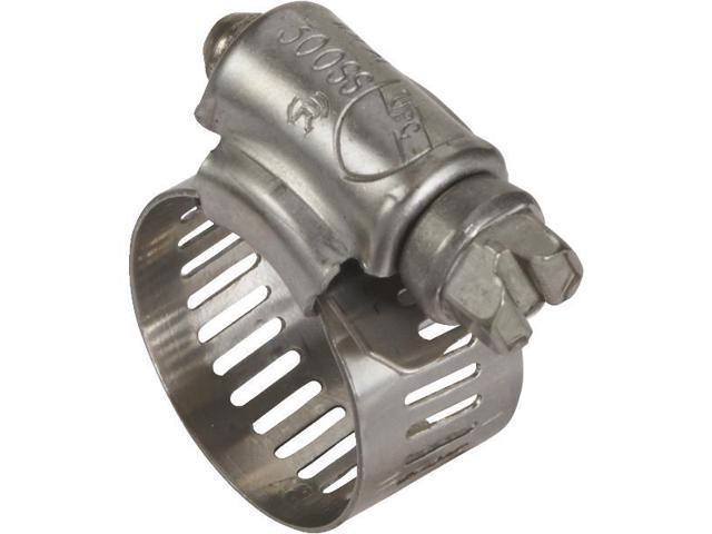 """Ideal Corp. 7/16"""" - 1"""" Stainless Steel Clamp 6308053 Pack of 10"""