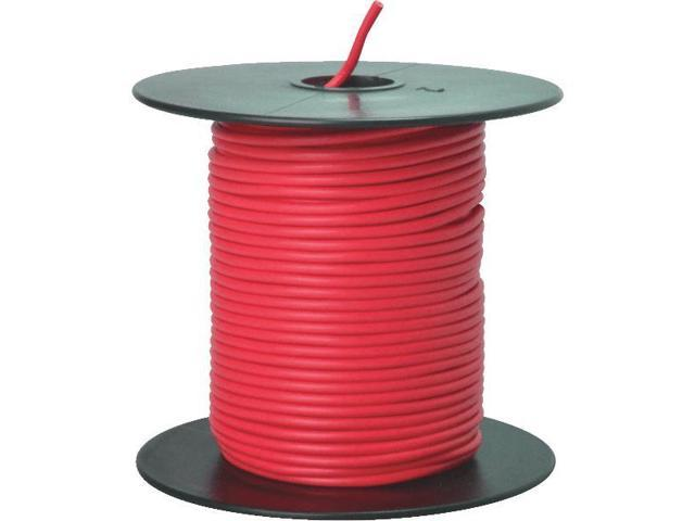 Woods Ind. 18-100-16 Primary Wire-100' 18GA RED AUTO WIRE