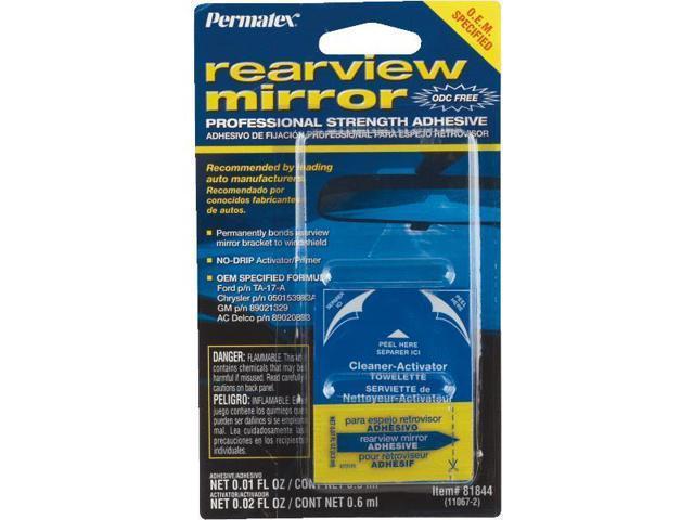 Permatex Rear View Mirror Adh 4611-4005