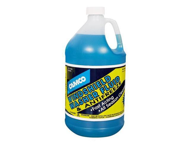 Camco Mfg. Gallon +20 Windshield Wash 30977 Pack of 6