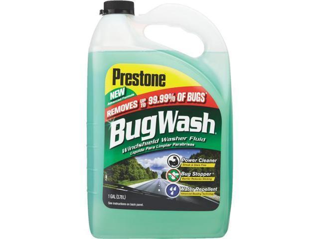 FRAM Group Bugwash Windshield Wash AS657 Pack of 6