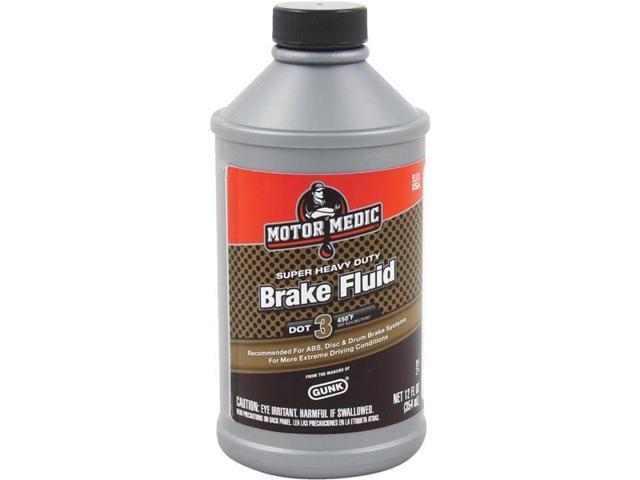 Radiator Specialty 12oz Brake Fluid M4312