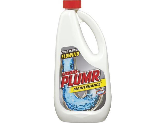 Clorox Liquid Plumber 32Oz 1700-8236