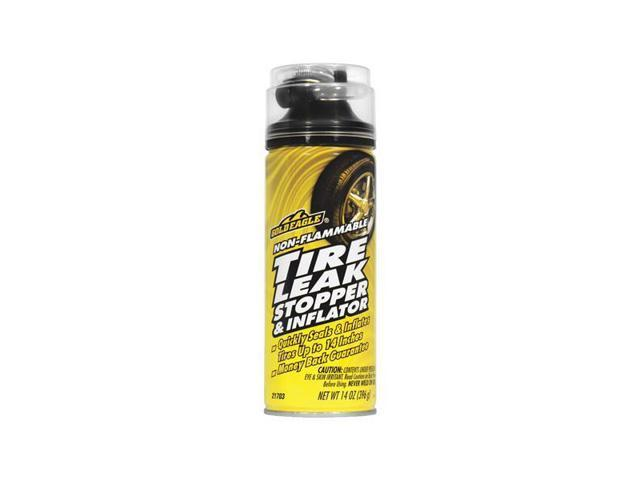 Gold Eagle 21703 Tire Leak Stopper And Inflator