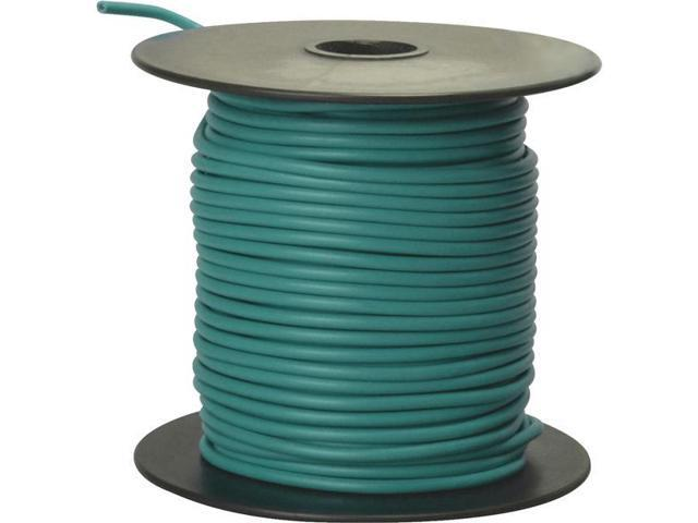 Woods Ind. 16-100-15 Primary Wire-100' 16GA GRN AUTO WIRE