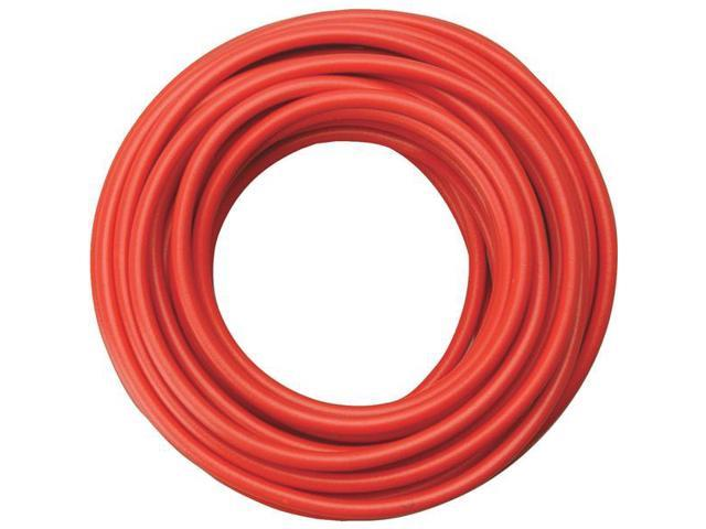 Woods Ind. 10-1-16 PVC-Coated Primary Wire-7' 10GA RED AUTO WIRE