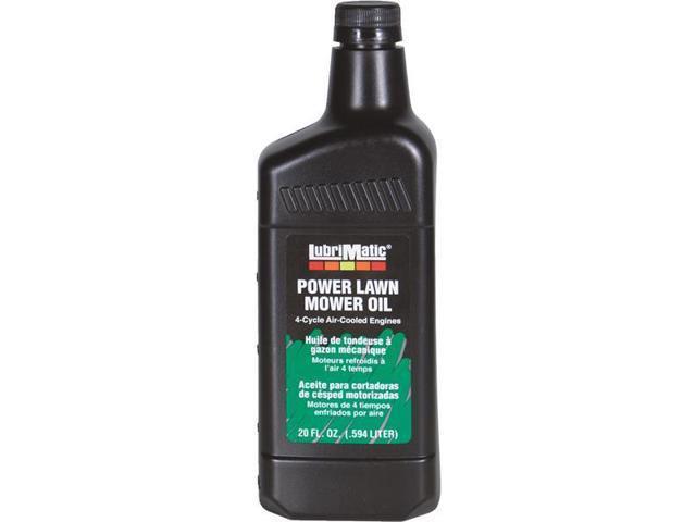 Plews/Lubrimatic 20oz Power Motor Oil 11531 Pack of 12