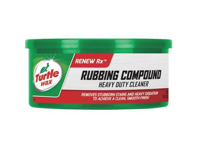 HD Rubbing Compound, 10.5 Oz, Can, Red