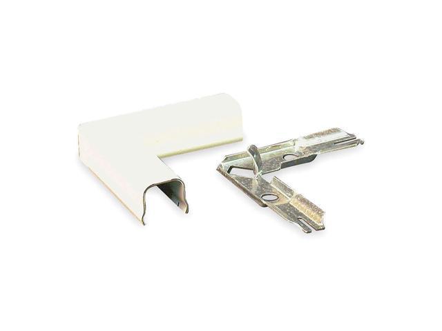 v700 elbow steel flat 90 ivory wiremold company pvc