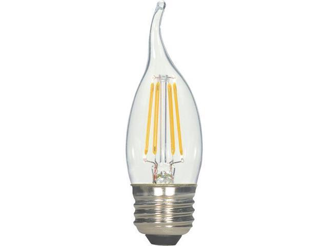 SATCO PRODUCTS, INC. 2.8w White Tor LED Bulb S9573