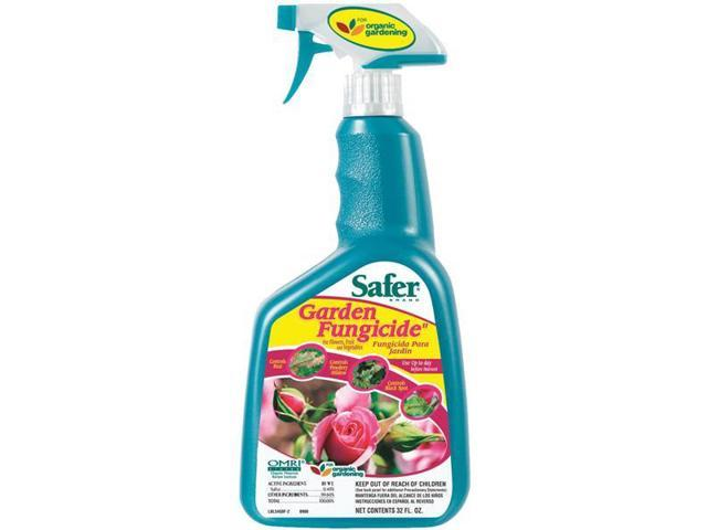 Woodstream Lawn & Grdn D Garden Fungicide Ready To Use 33 Ounces - 5450